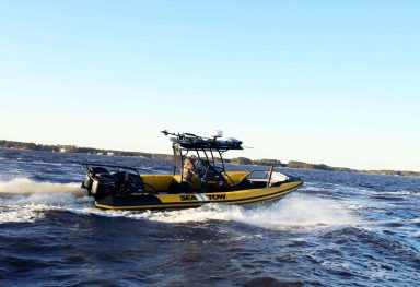 Why Hysucat's RIBs Are The Ideal Sea Tow Vehicles