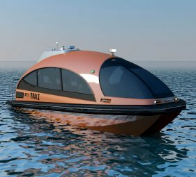 Water Taxi Service Eco-Capsule 8500