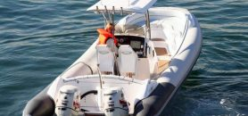 RIB Yacht Tender Maintenance